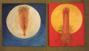 Vagina Christine V